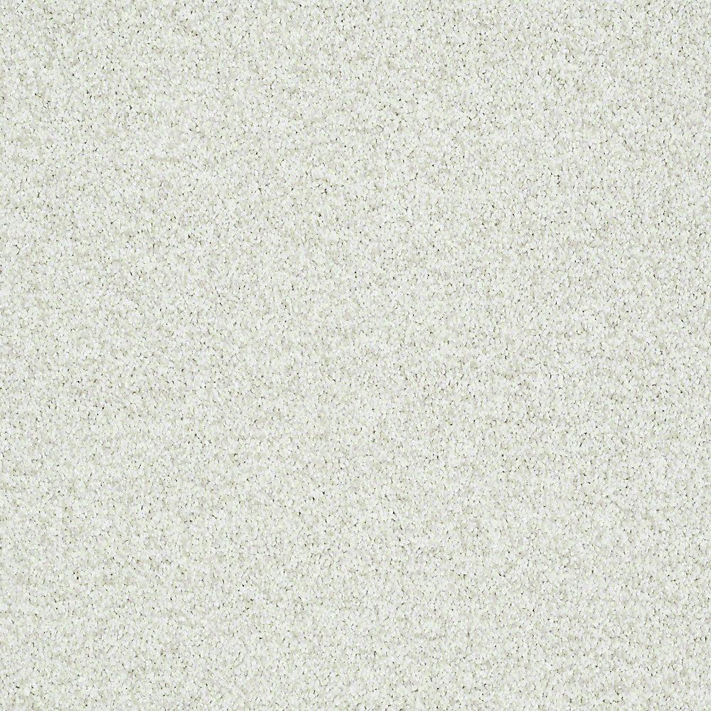 Carpet Sample - Starlight - In Color China White 8 in. x 8 in.