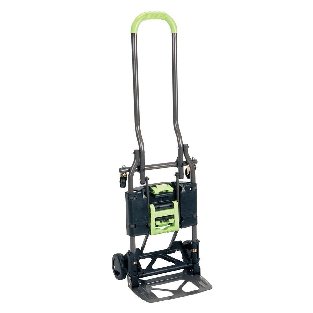 Cosco Shifter 300 lb  2-In-1 Convertible Hand Truck and Cart