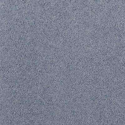 Carpet Sample - Shining Moments I (S) - Color Denim Texture 8 in. x 8 in.