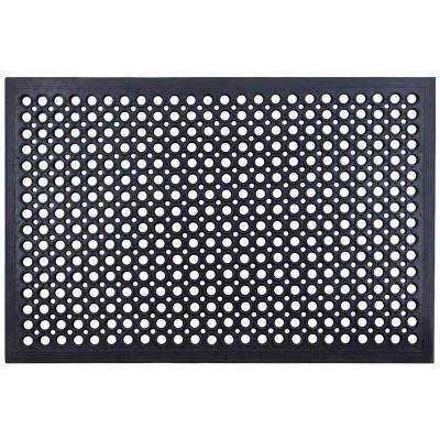 Drainage 3 ft. x 5 ft. Commercial Door Mat