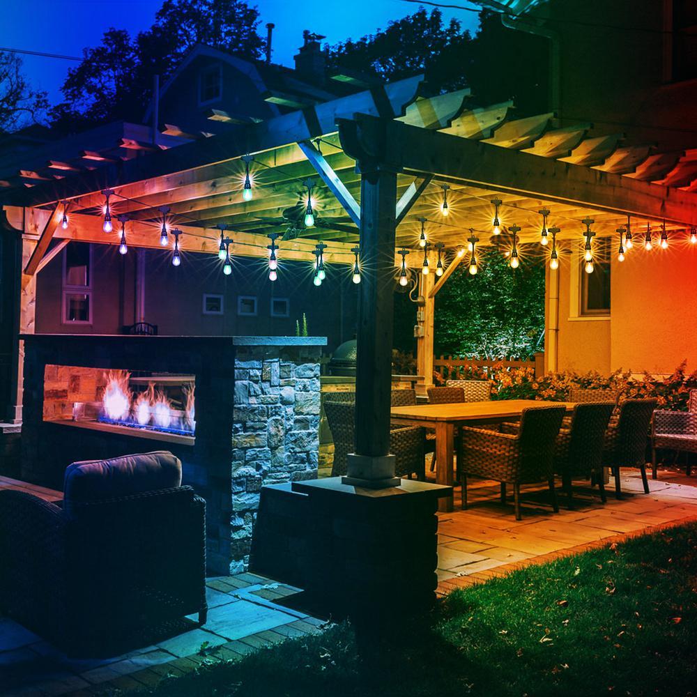 Honeywell Outdoor Indoor 48 Ft 15 Bulb