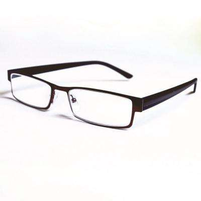 Reading Glasses Modern Bronze 2.5 Magnification