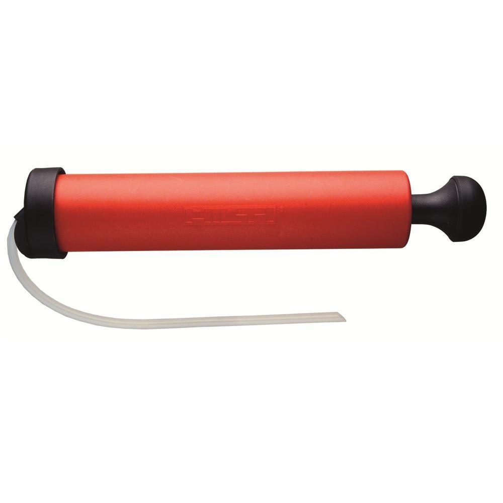Hilti Manual Blow-Out Pump