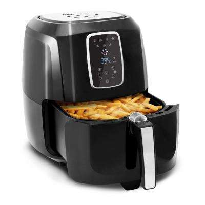 5.5 Qt. Digital Air Fryer Black