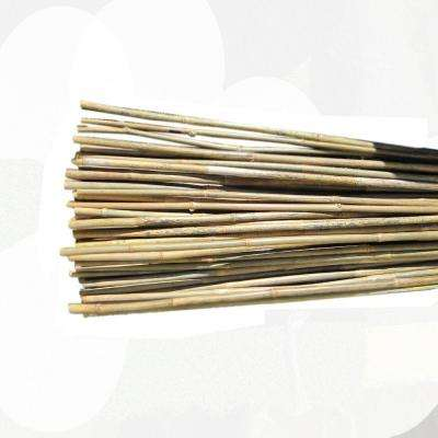 1/2 in. x 4 ft. Natural Bamboo Poles (25-Pack/Bundled)