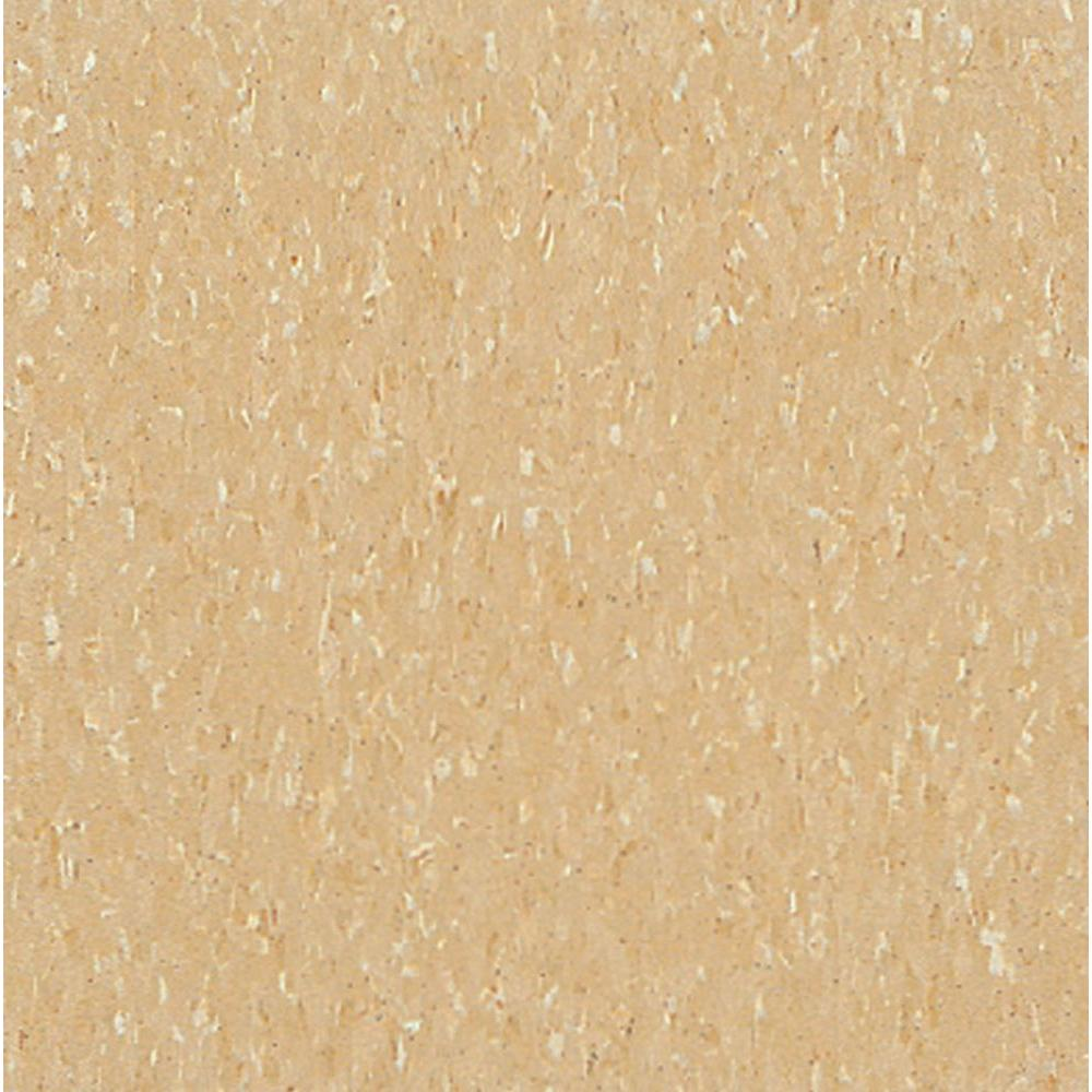Armstrong Imperial Texture VCT 12 in. x 12 in. x 1/8 in. Camel Beige Standard Excelon Commercial Vinyl Tile (45 sq. ft. / case)