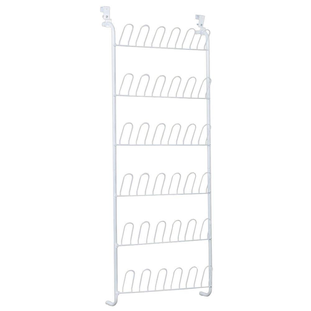 Balcony Hanger Hanging Shoe Rack Double Hook Outdoor Storage Hanging Shoe uo