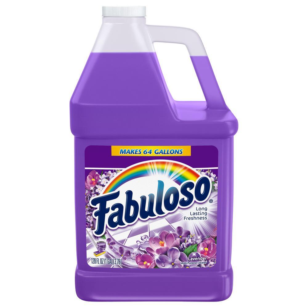 Fabuloso 128 Oz Lavender All Purpose