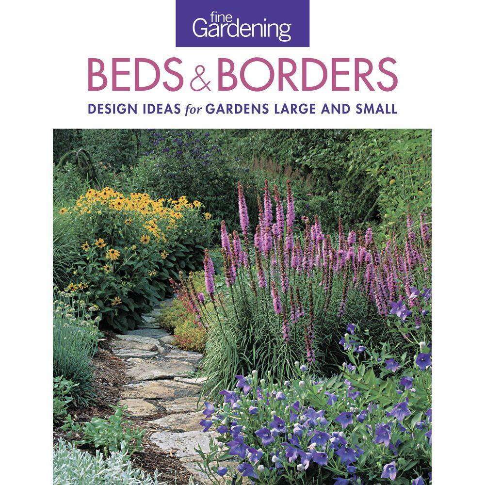 null Fine Gardening Beds and Borders: Design Ideas for Gardens Large and Small