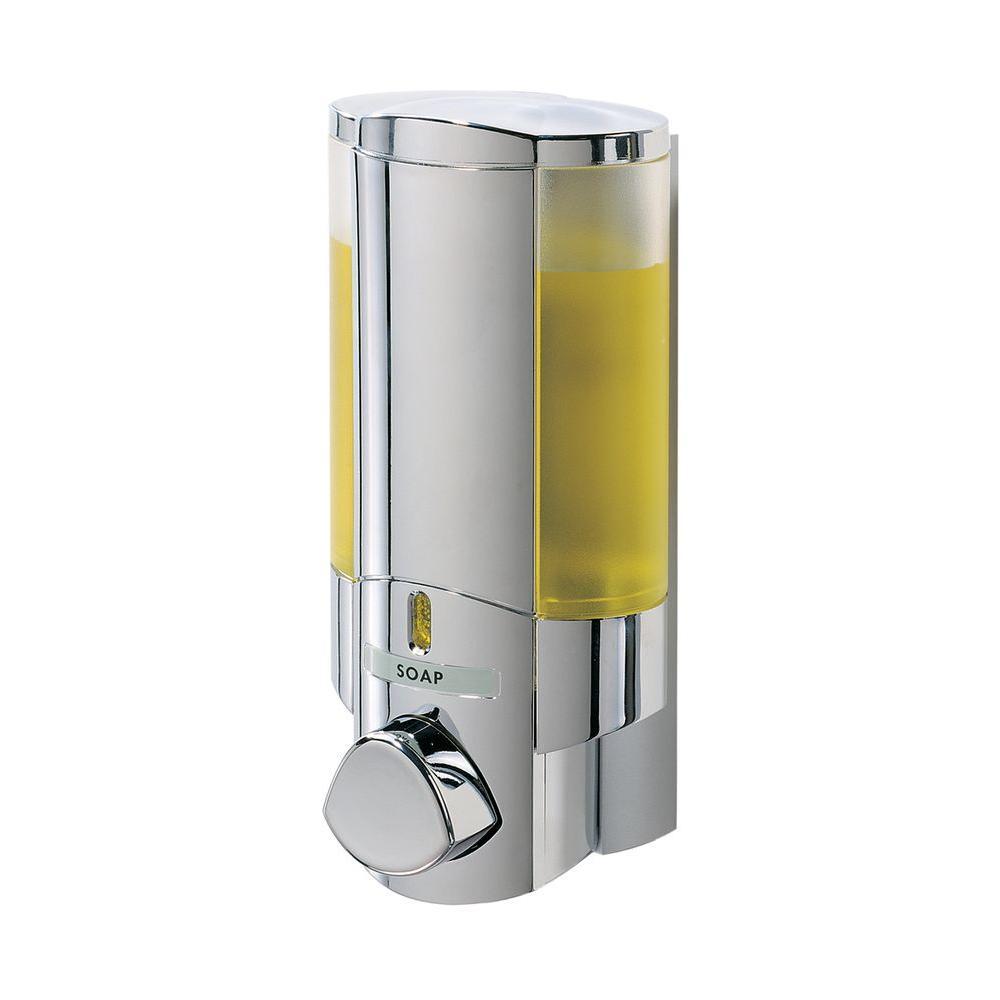 AVIVA Single Dispenser in Chrome