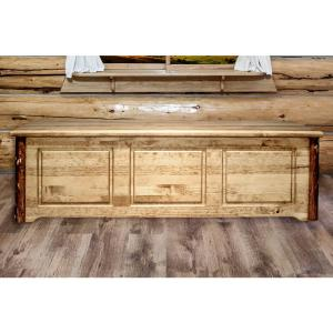 Glacier Puritan Pine Chest