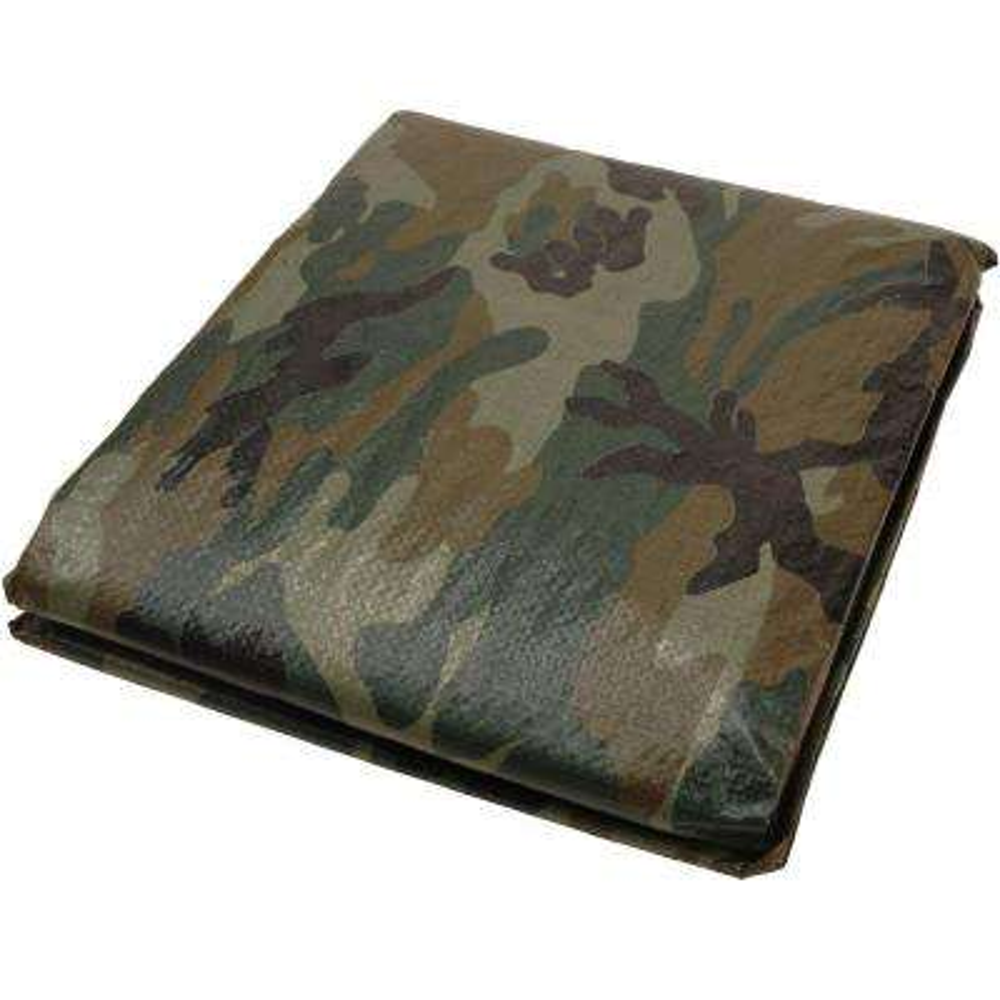 12 ft. x 16 ft. Camouflage Tarp