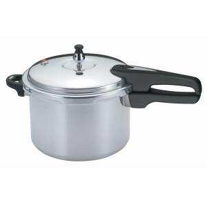 Mirro 6 Qt. Aluminum Pressure Cooker by Mirro