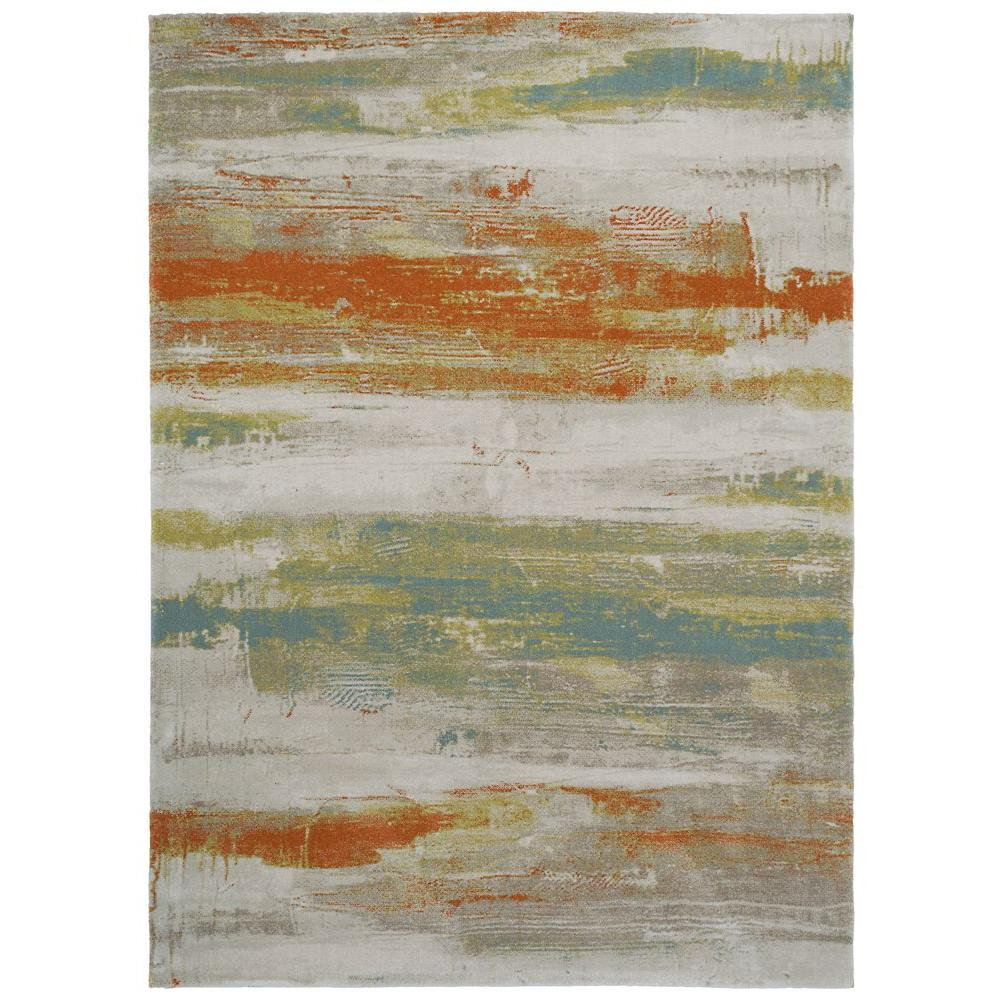 Home Decorators Collection Water Color 8 Ft X 10 Ft Area Rug