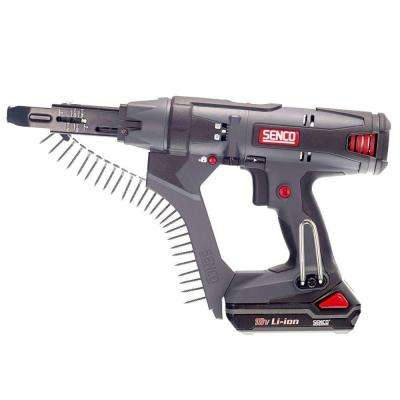 DS215-18-Volt Lithium-Ion 2 in. Cordless 5,000 RPM Screwdriver