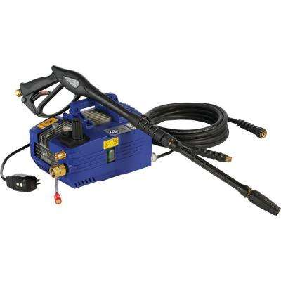1350-PSI 1.9-GPM Electric Pressure Washer with Motor Thermal Protector