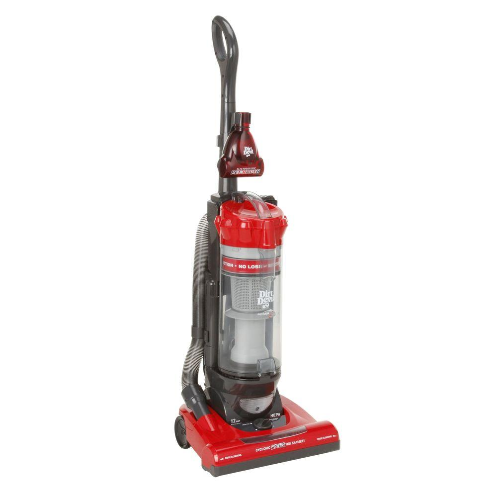Dirt Devil Power Reach Pet Bagless Upright Vacuum Cleaner-DISCONTINUED