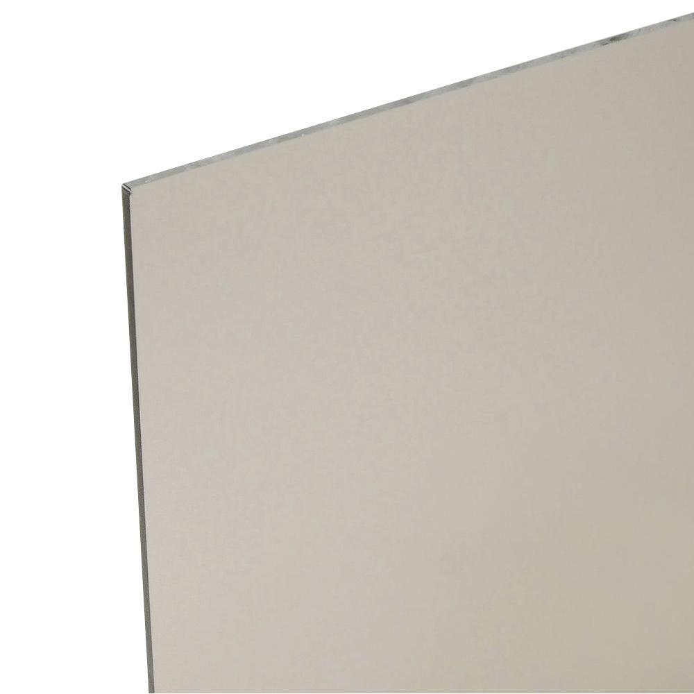 LEXAN 48 in. x 96 in. x 0.118 in. Bronze Polycarbonate Sheet