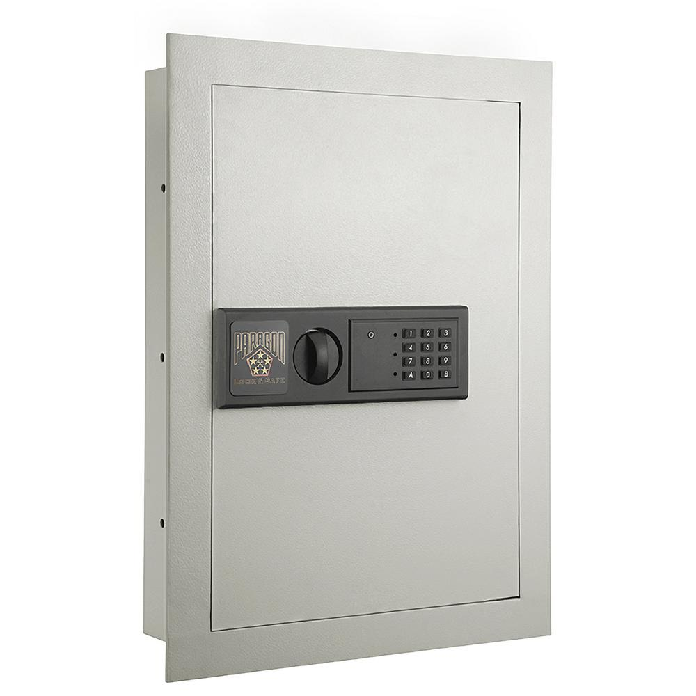 Paragon Electronic Wall Safe Cf Hidden Large Safes