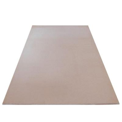Common: 3/4 in. x 4 ft. x 8 ft.; Actual: 0.750 in. x 49 in. x 97 in. MDF Panel