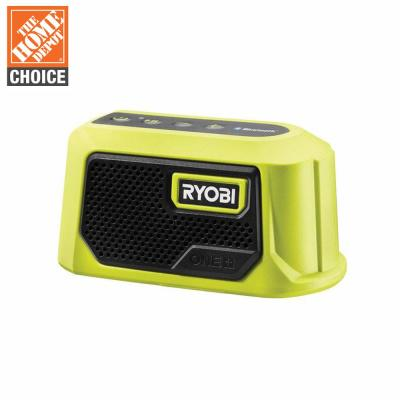 ONE+ 18V Cordless Compact Bluetooth Speaker (Tool Only)