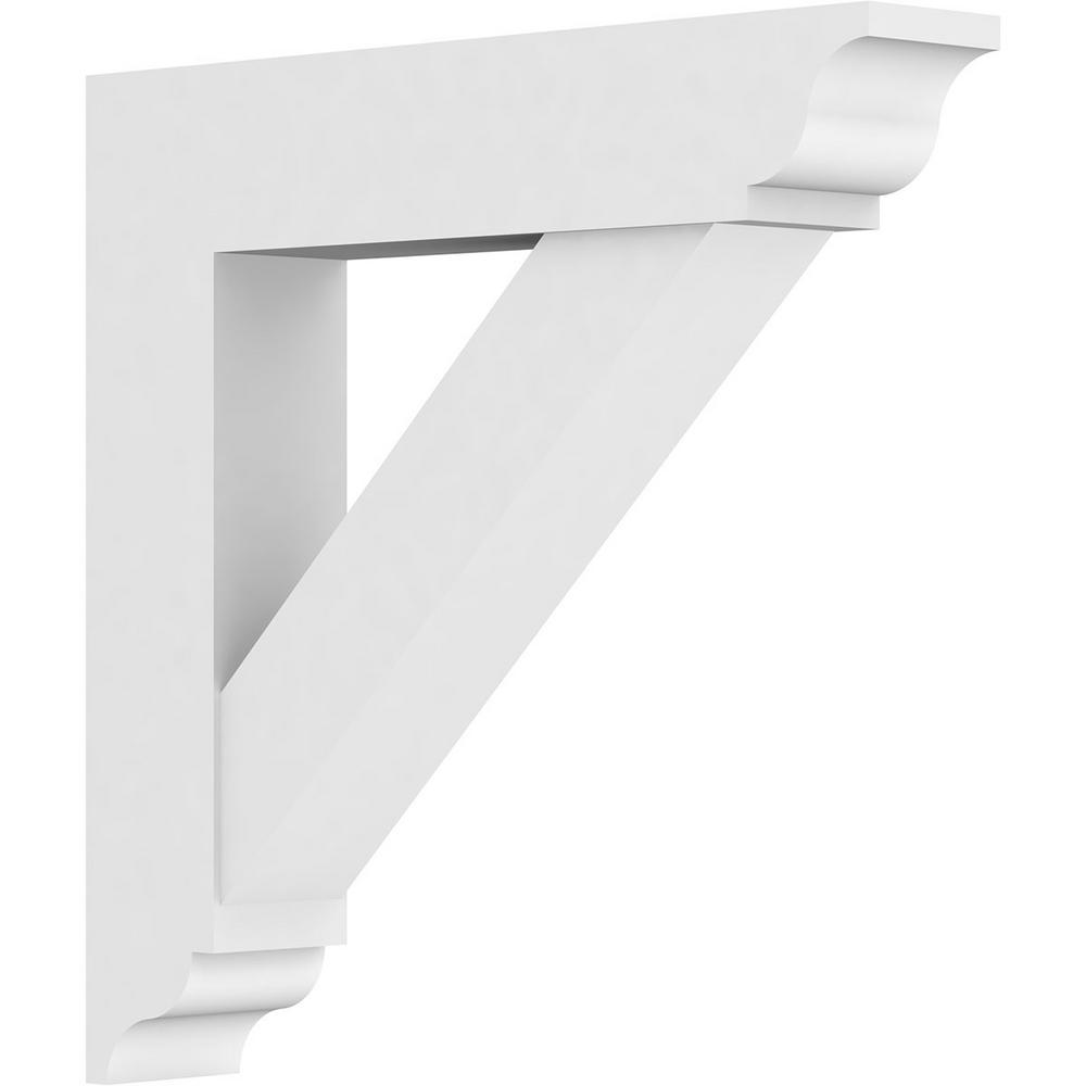 5 in. x 30 in. x 30 in. Traditional Bracket with