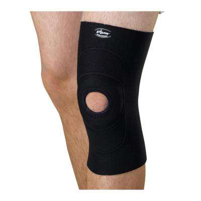 Large J-Buttress Knee Support