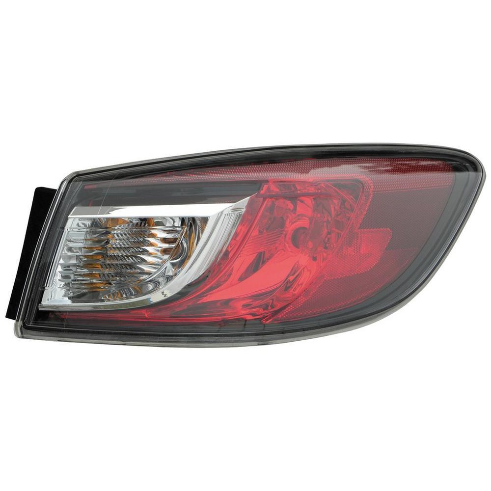 Dorman 1611162 Driver Side Tail Light Assembly for Select Honda Models