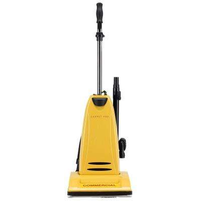 Heavy Duty Commercial Upright Vacuum with Tools
