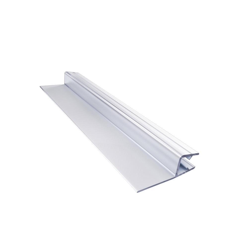 Showerdoordirect 98 In Frameless Shower Door Bottom Sweep