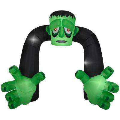 8 ft  H Inflatable Monster Archway