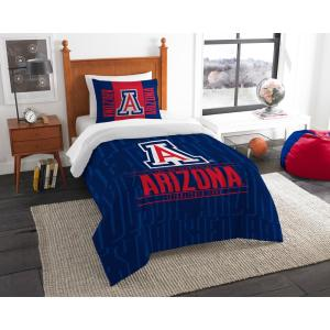 Arizona 2-Piece Modern Take Multi Twin Comforter Set by