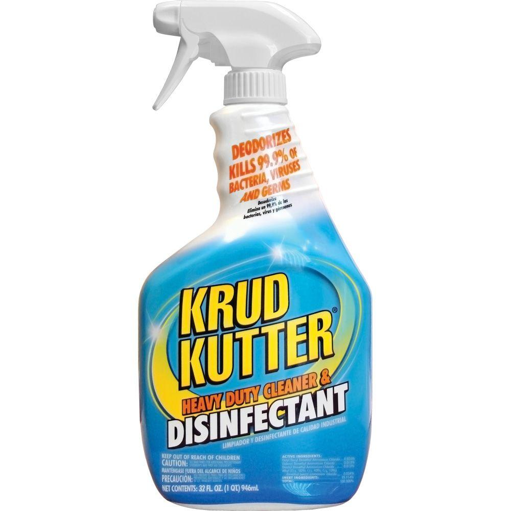 Kitchen Kutter: Krud Kutter 32 Oz. Heavy Duty Cleaner And Disinfectant