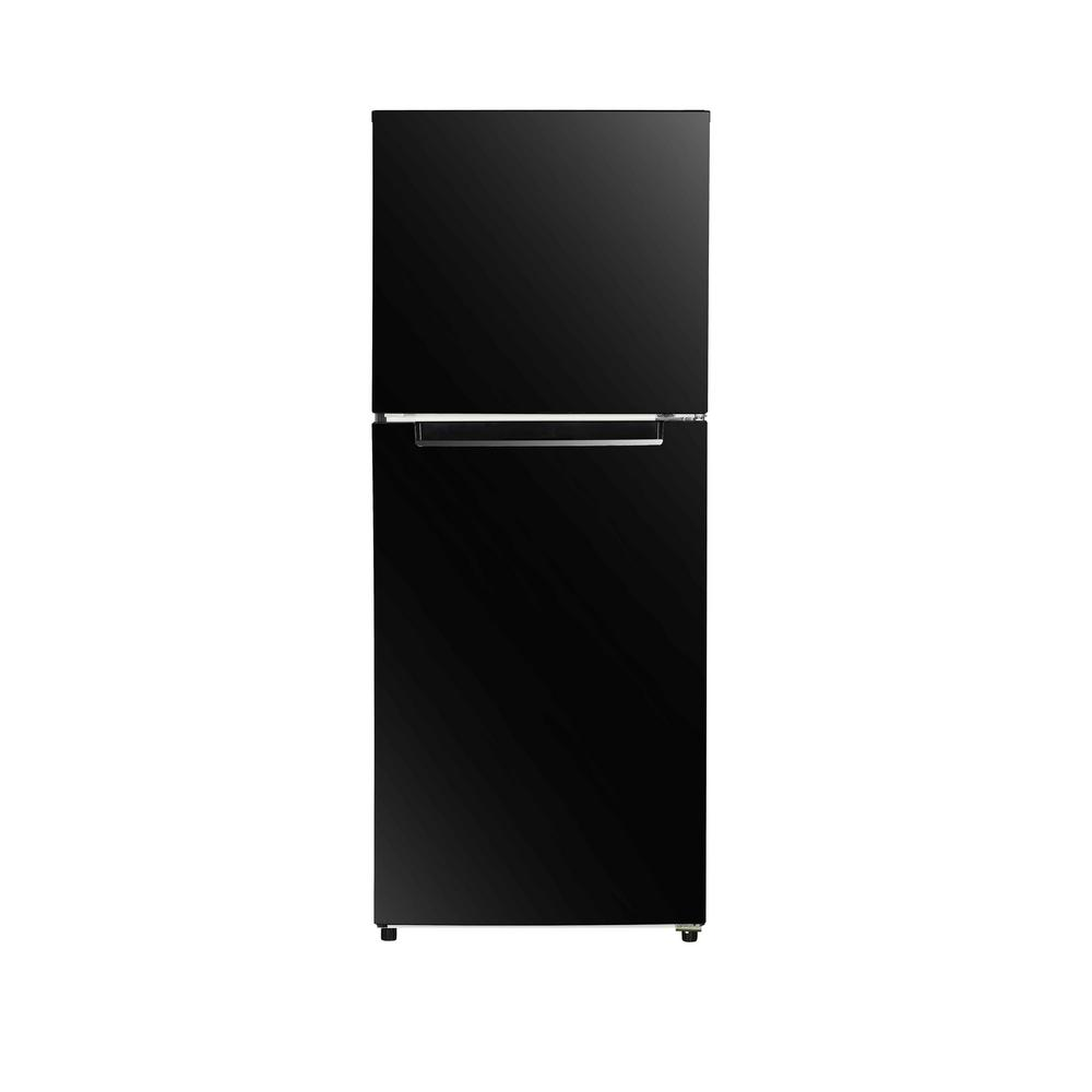 Marvelous Top Freezer Refrigerator In Black