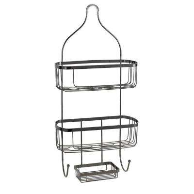 Prince Design Shower Caddy in Black Onyx