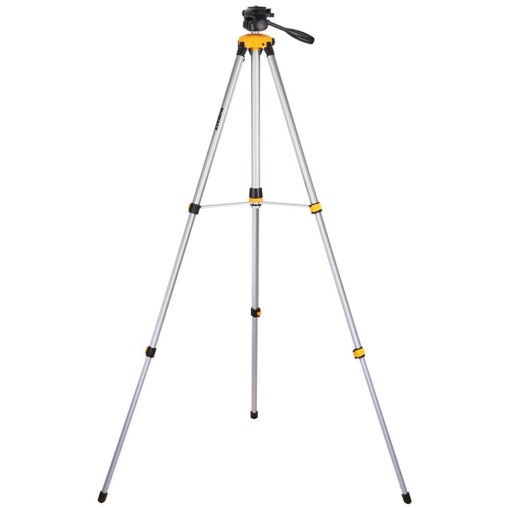 Adjustable and Portable Laser Level Tripod
