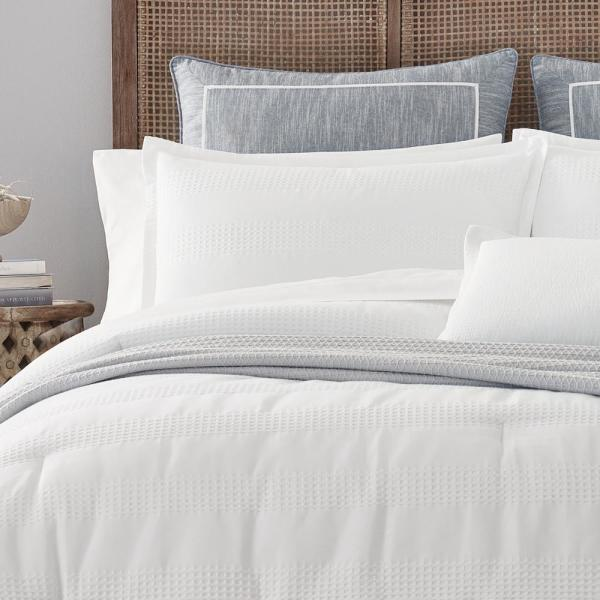 Piece Cotton Blend King Comforter Set