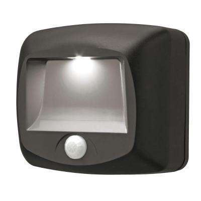 Wireless Bronze Outdoor Motion Sensing Step Deck Light