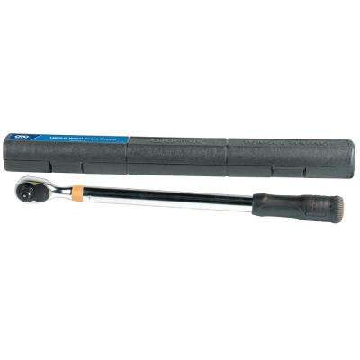 1/2 in. 140 ft./lbs. Preset Torque Wrench