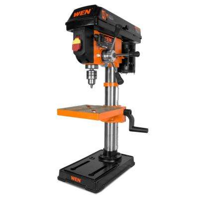 10 In Drill Press With Laser