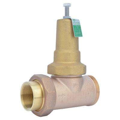1-1/2 in. Bronze EB-45 Single Union Pressure Regulating Valve
