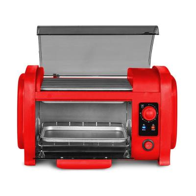 Red Hot Dog Roller and Toaster Oven