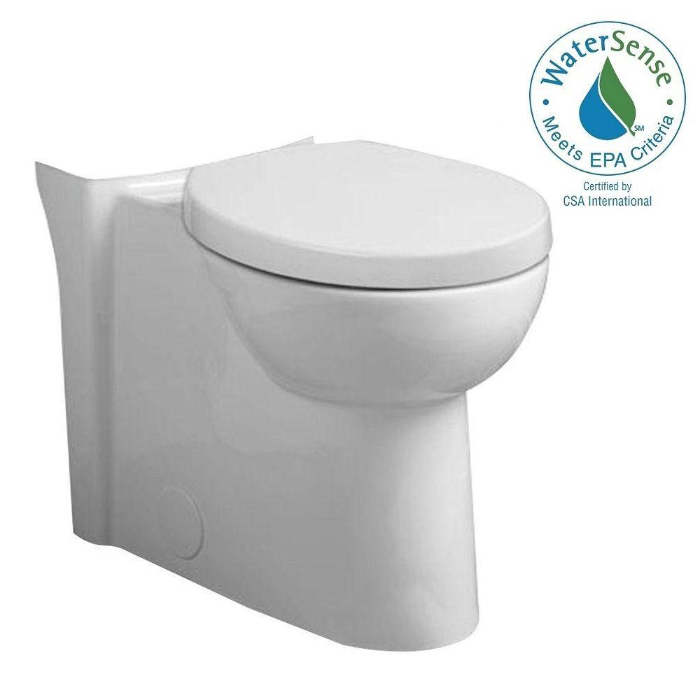 American Standard Studio Chair Height 1 6 Gpf Elongated Toilet Bowl