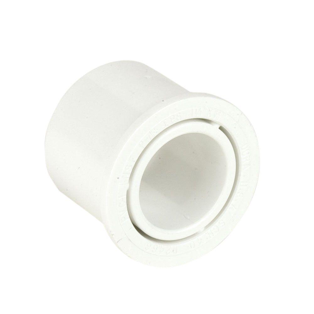 3/4 in. x 1/2 in. Schedule 40 PVC Reducer Bushing