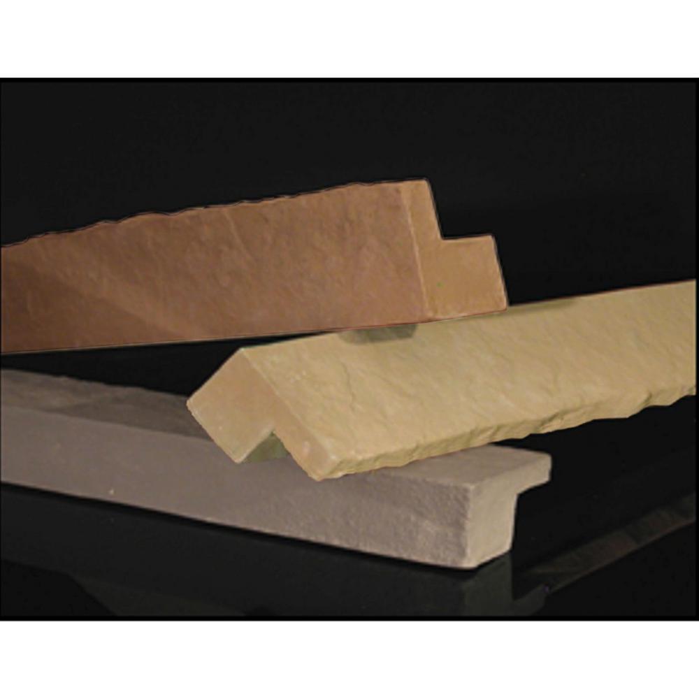 NextStone Sandstone Window and Door Trim Brown 4 Pack