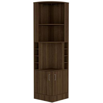Syrah 8-Bottle Amaretto Bar Cabinet