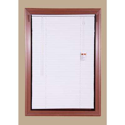 Bali Today1 in. Room Darkening Aluminum Mini Blind