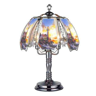 23.5 in. Lighthouse Touch Lamp