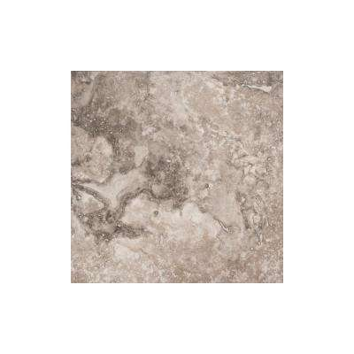 Trav Chiseled Philadelphia 15.98 in. x 15.98 in. Travertine Floor and Wall Tile (1.78 sq. ft.)