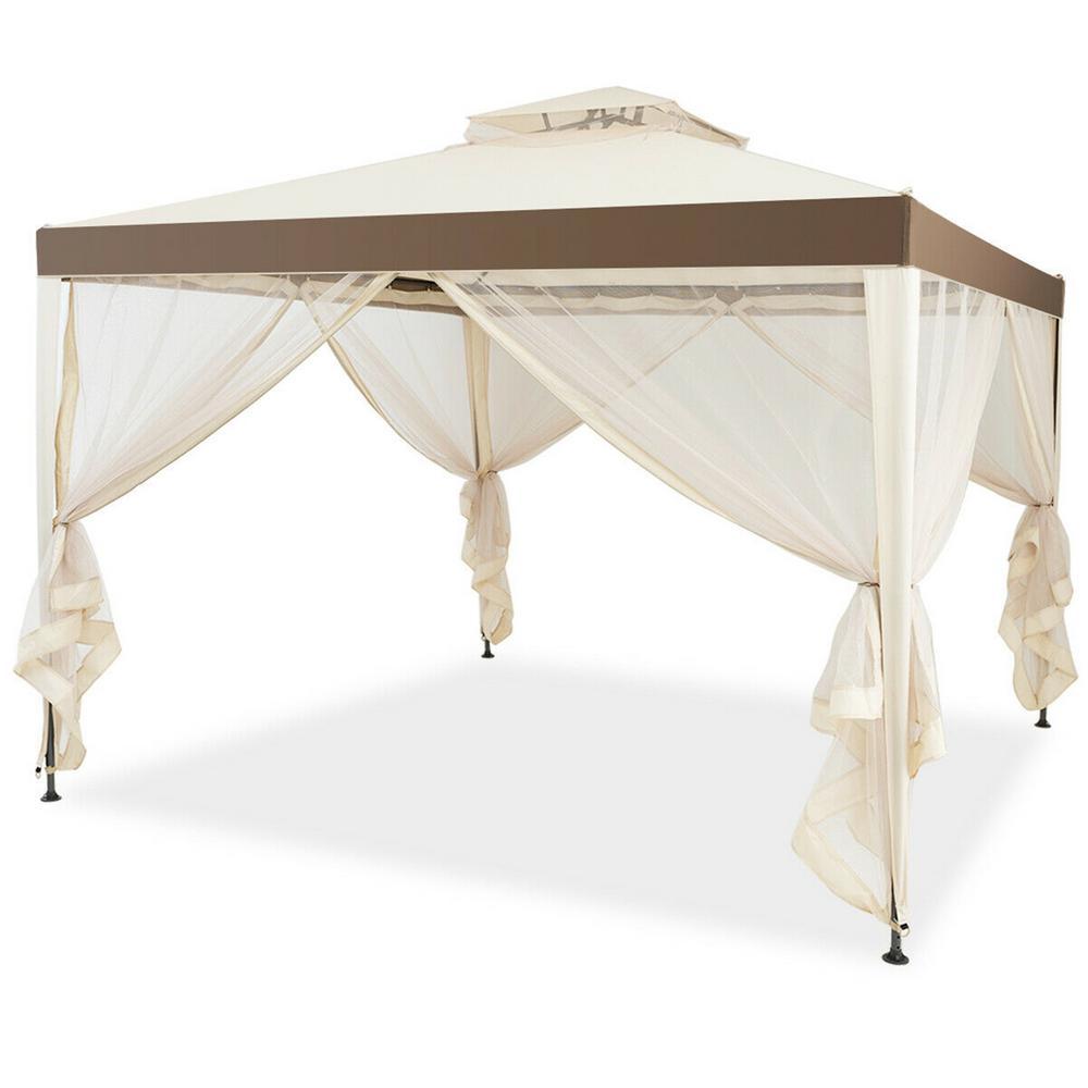 Casainc 10 Ft X Beige Canopy